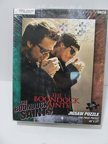 The Boondock Saints 1000 PC JIGSAW PUZZLE SMOKING @ niftywarehouse.com #NiftyWarehouse #BoondockSaints #NormanReedus #Film #Movies #CultMovies #CultFilms