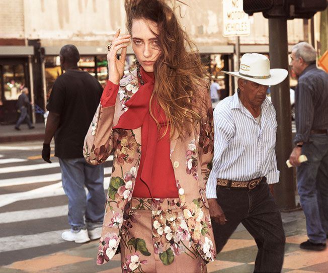 http://www.fashion-press.net/ GUCCI