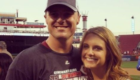 Hannah Eastham is the lovely MLB wag married to Cleveland Indians new outfielder, Jay Bruce. She and her hubby have been married since 2012.