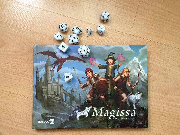 """Padres Frikis en Twitter: """"Reseña a fondo de #Magissa, el juego de rol para niños de @Nosolorol creado por @Edanna ➡ https://t.co/dYr6UwIrc2 https://t.co/5OHHRj0MoA"""""""