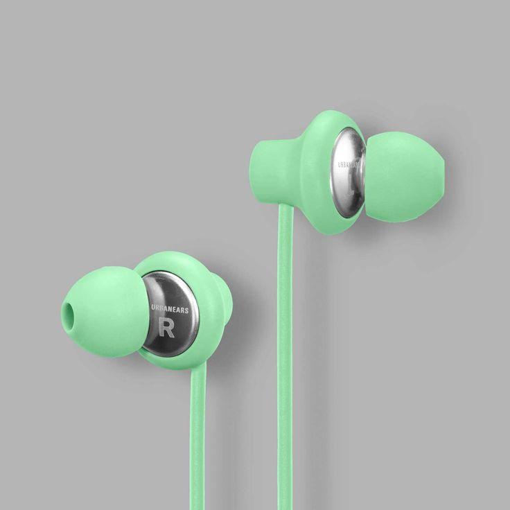 Urbanears Kransen Headphones in Mint