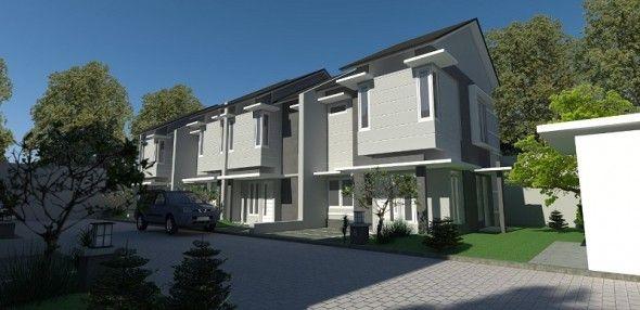 Modern Minimalist Housing
