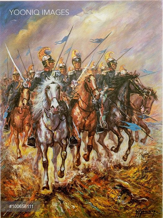 Italy, 19th century, First War of Independence - Battle of Goito, May 30, 1848…