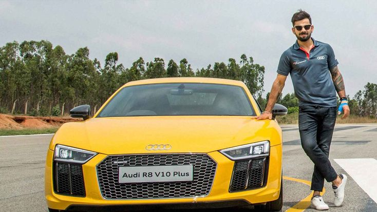 Image Result For Virat Kohli Audi Photo Hd With Images Audi R8 V10 Plus Virat Kohli Audi R8 V10