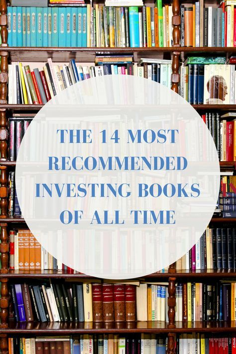 The best investing books of all time as voted by today's top investors, hedge fund managers, colleges, and investment banks.