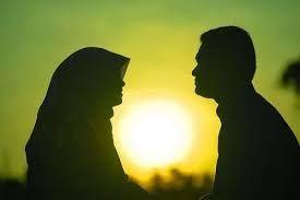 cinta yang indah adalah cinta yang di landasi keimanan pada Alloh