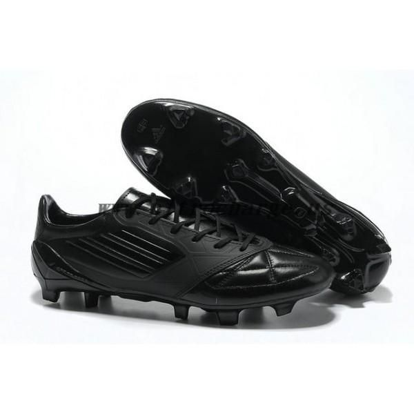2014 2012 Adidas F50 Adizero Leather Trx FG all black Soccer Boots 2013  Boots