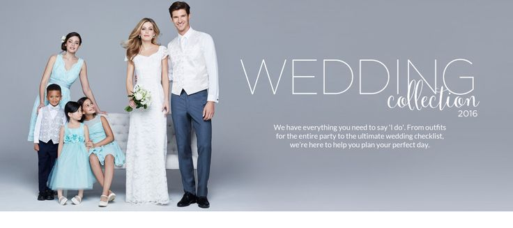 Wedding Collection http://tidd.ly/3a228a22