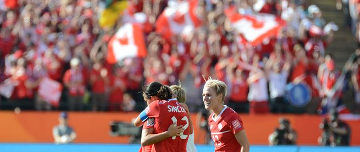 PHOTOS: Women's World Cup 2015 – Canada vs China
