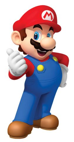 Mario by mr. Shoryuken