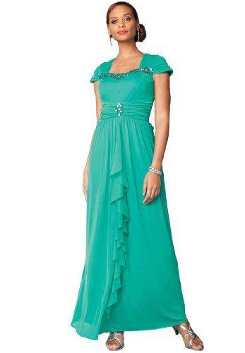 Plus Size Embellished Mesh Formal Dress (Jade Sea,18) BCO http://www.amazon.com/dp/B00ITS4KRO/ref=cm_sw_r_pi_dp_etOYtb0KMET5N0GE