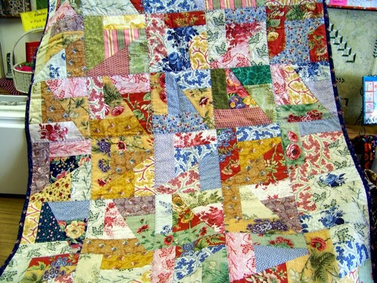 Crazy 8 Quilt Pattern Free ~ cafca. info for .