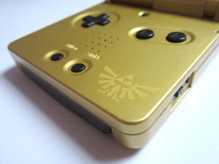 Edição de Colecionador - Todas as edições de Zelda - Collector's Edition Limited Design - game boy advance