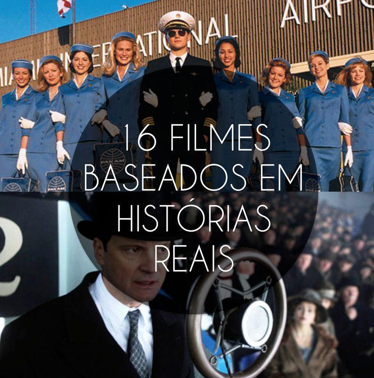 Conheça as histórias por trás dos sucessos do cinema baseados em fatos reais