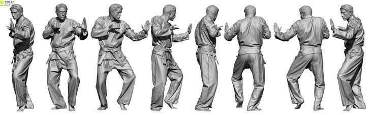 LineUp01.jpg (2920×906) #3dscanstore #male #character #anatomy #cloths #3dscan #scan #nimeshbaidhya