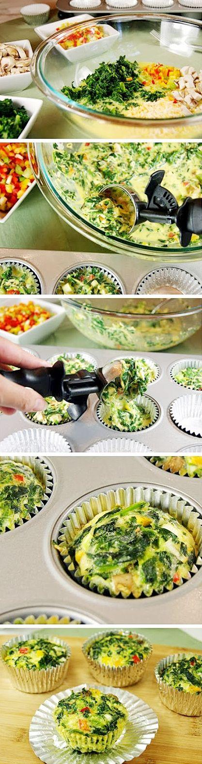 Recept na quiche - francouzský koláček se špenátem, houbami a kápií - DIETA.CZ
