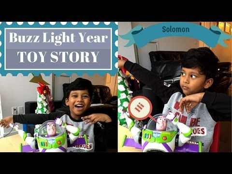 Talking Buzz LightYear - Toy Story - Toy Review