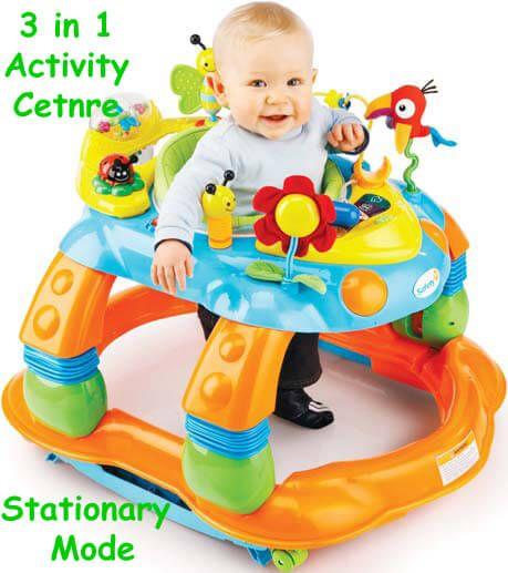 Safety 1st 3in1 Melody Garden Activity Center