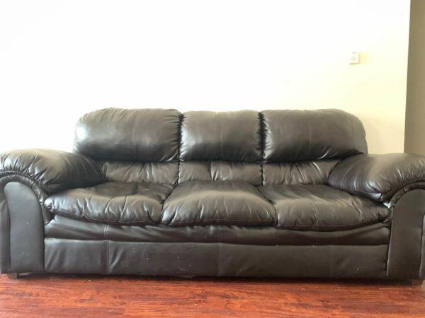 Black Leather Sofa Used Sofa Sets Furniture Online In Nyc Godolly Black Leather Sofas Leather Sofa Sofa