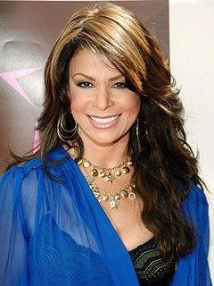 Paula Abdul loves Balmain Hair Extensions