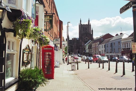 Hereford, England