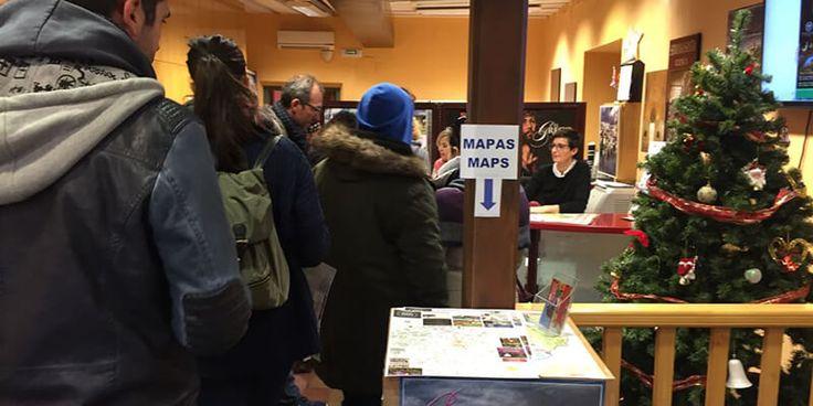 Las consultas en las Oficinas de Turismo de Cuenca se han incrementado un 60% durante el Puente de la Constitución y la Inmaculada