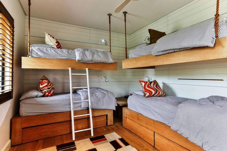 Hanging Bunk beds Boy's room # askseeff