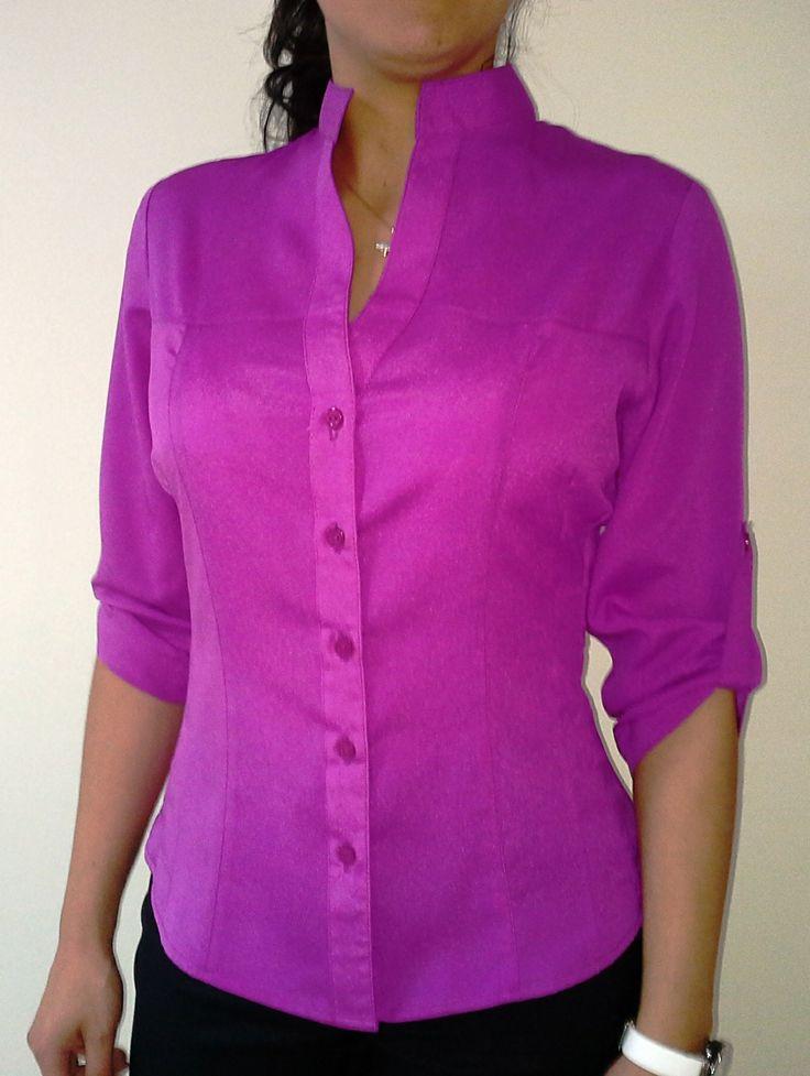 Diseño y confección de blusas dotación,corporativas y moda.