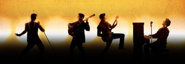 "GIVE THE GIFT OF ELVIS: FST launches its season with ""Million Dollar Quartet"""