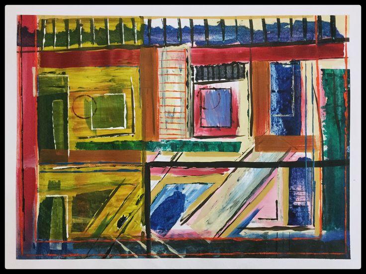 "**world premier** ""Fields Of Data"" March 2017, acrylic on paper. Contact direct for art and purchase details. . . #newart #art #arte #abstractart #fineart #contemporaryart #modernart #instaart #artoftheday #abstractpainting #mixedmedia #gallery #curator #collector #wscranmore #style #fullcolor #pdxart #milwaukie #sellwood #portland #artcollector #thecollectorslist #emergingartist #contemporaryartcurator #newyork #paris #Tokyo #berlin"
