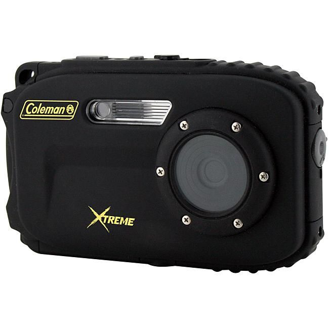 COLEMAN C5WPBK BLACK DIGITAL STILL VIDEO CAMERA XTREME