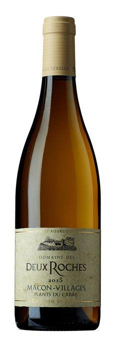 Vinmonopolet >>Hvitvin>Frankrike>Burgund >Deux Roches Plants du Carre Mâcon-Villages 2014