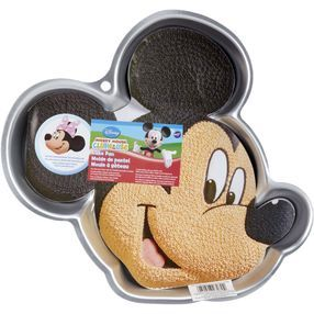 Mickey Mouse Clubhouse Mickey Mouse Cake Pan
