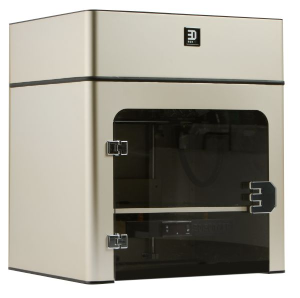 3ders.org - ROKIT announces world's first desktop 3D printer capable of printing high strength engineering plastic | 3D Printer News & 3D Printing News
