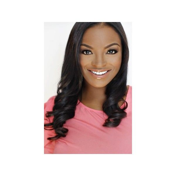 Vixen Chat 'Basketball Wives LA' Star Brooke Bailey Reveals Her Beauty... ❤ liked on Polyvore featuring brooke bailey