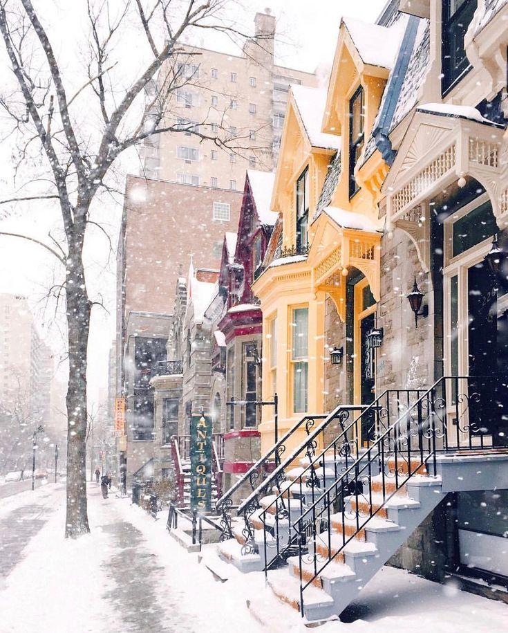 """MTL Nouvelles on Instagram: """"Les belles maisons …"""