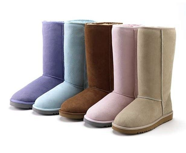 Ugg Boots. I remember when my best friend came home from the Action Sports Retail Show circa 1980 wearing a pair of these. I've been hooked since then!
