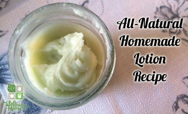 How To Make Natural Body Lotion Without Beeswax