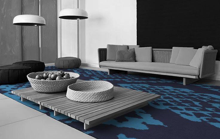 Hisssss Rug - 423238 | Hand tufted luxury wool rug by The Bespoke Rug Company.
