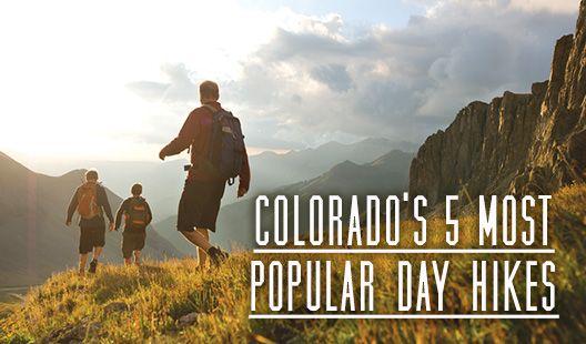5 Colorado hikes | Colorado | outdoors | hiking | CO | adventure | mountains