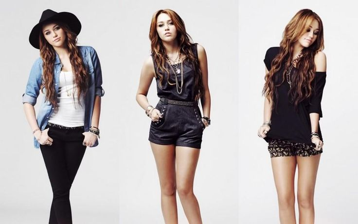 young fashion (Miley)