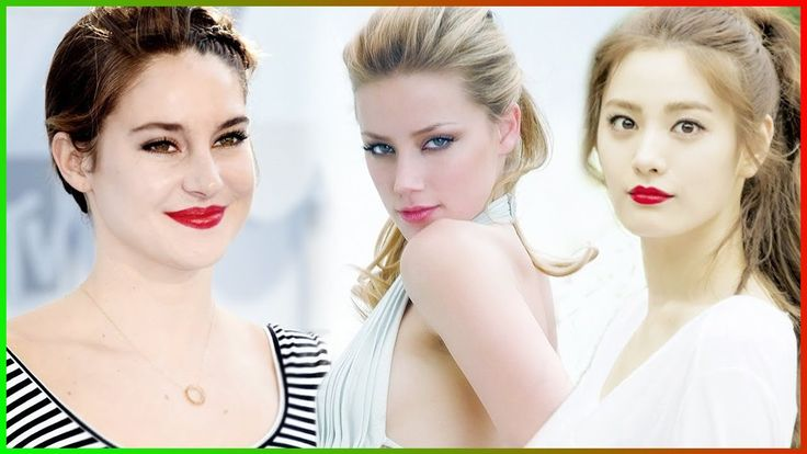 New! Top 10 most beautiful WOMEN in the world 2017 ✔