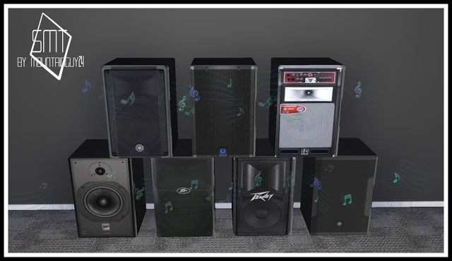 Mg24 Functional Stage Speakers At Sims Modern Technology