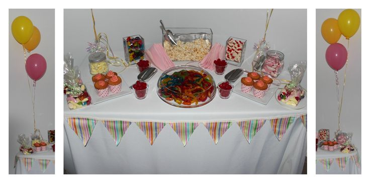 Carnival Fun Lolly Buffet www.coasttocountryweddingsandevents.com.au