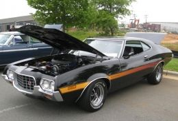 1972 Ford Torino GTS Muscle Car by picon3 http://www.musclecarbuilds.net/1972-ford-torino-gts-build-by-picon3