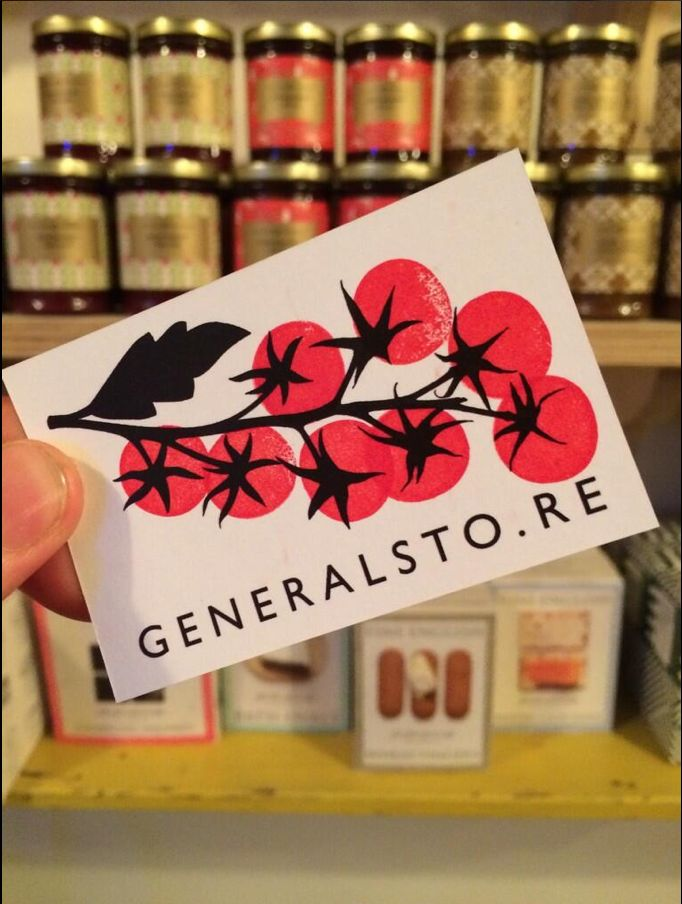 General Store loyalty card