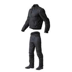 BMW Atlantis - All weather leather suit.  c1dc61a31db