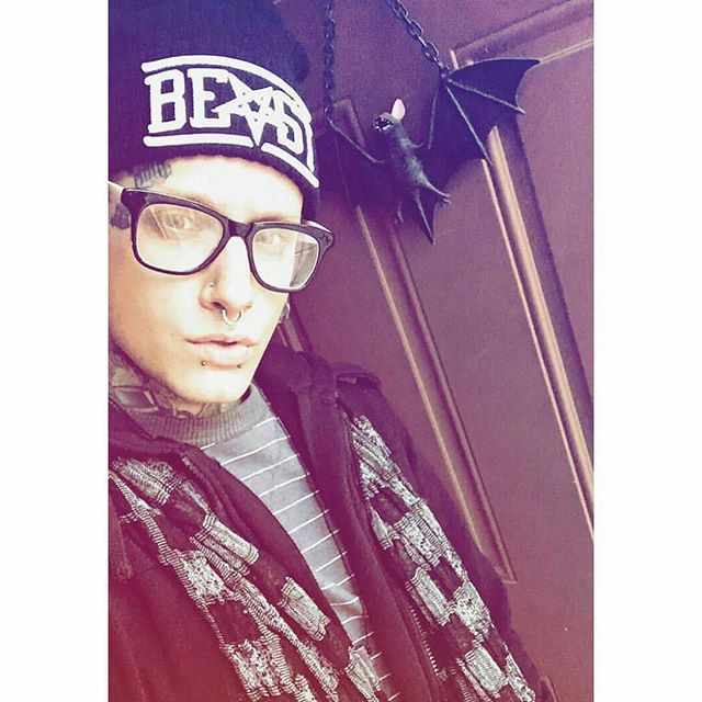"""BEAST"" BEANIE Available at www.crmc-clothing.co.uk 