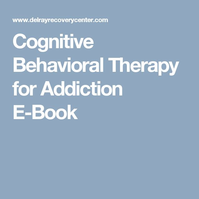 counseling cognitive behavioral therapists Cognitive behavioral therapy is widely used today in addiction treatment cbt teaches recovering addicts to find connections between their thoughts, feelings and actions and increase.