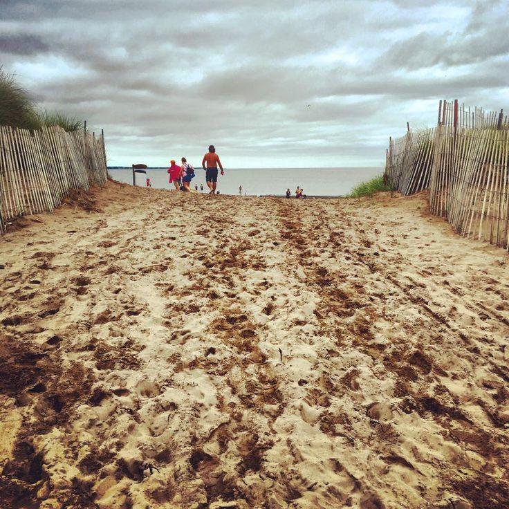 Parlee Beach, Shediac, New Brunswick